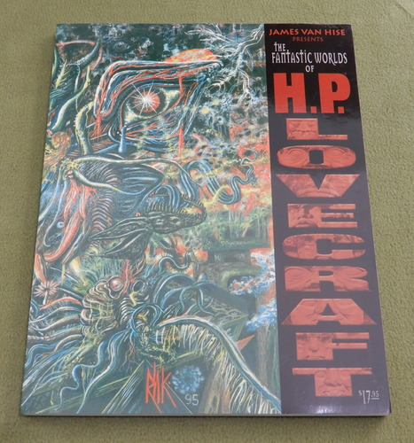 Image for The Fantastic Worlds of of H.P. Lovecraft