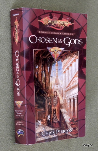 Image for Chosen of the Gods (Dragonlance: The Kingpriest Trilogy #1)