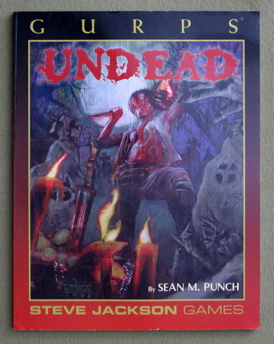 Image for GURPS Undead