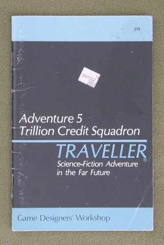 Image for Traveller Adventure 5: Trillion Credit Squadron