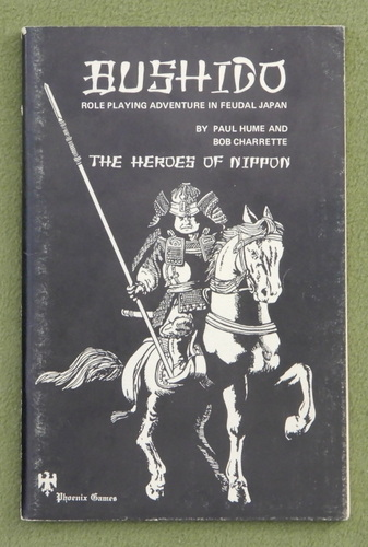Image for Heroes of Nippon (Bushido: Role Playing Adventure in Feudal Japan)