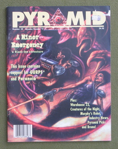 Image for Pyramid Magazine, Number 28
