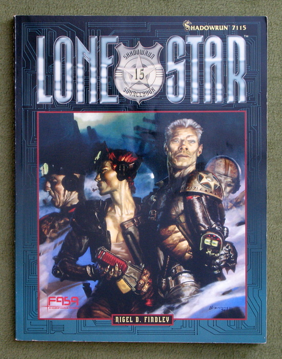 Image for Lone Star (Shadowrun)