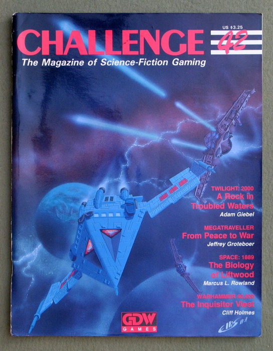 Image for Challenge Magazine, Issue 42