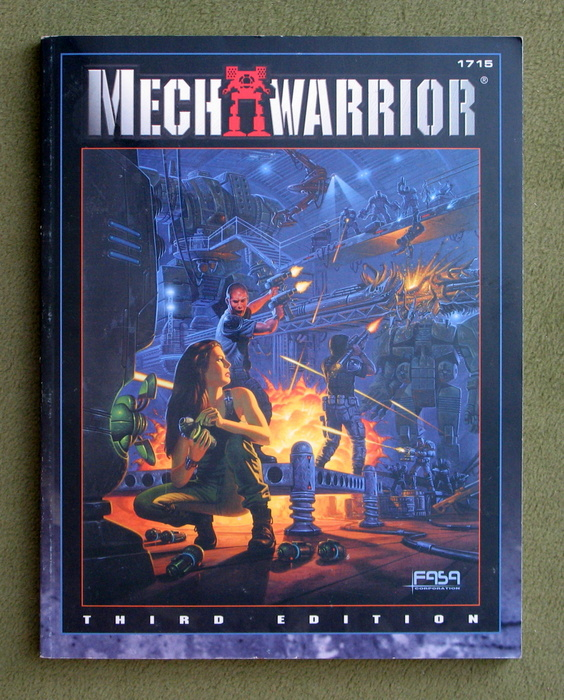 Image for Mechwarrior, Third Edition: The Battletech Roleplaying Game