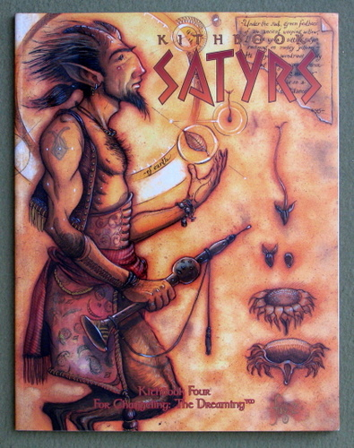 Image for Kithbook: Satyrs (Changeling, the Dreaming)