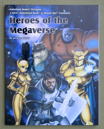 Image for Heroes of the Megaverse (Rifts)