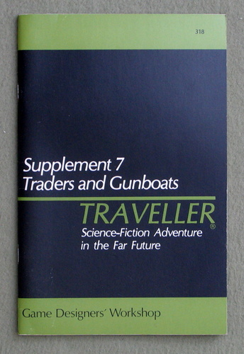 Image for Traveller Supplement 7: Traders and Gunboats