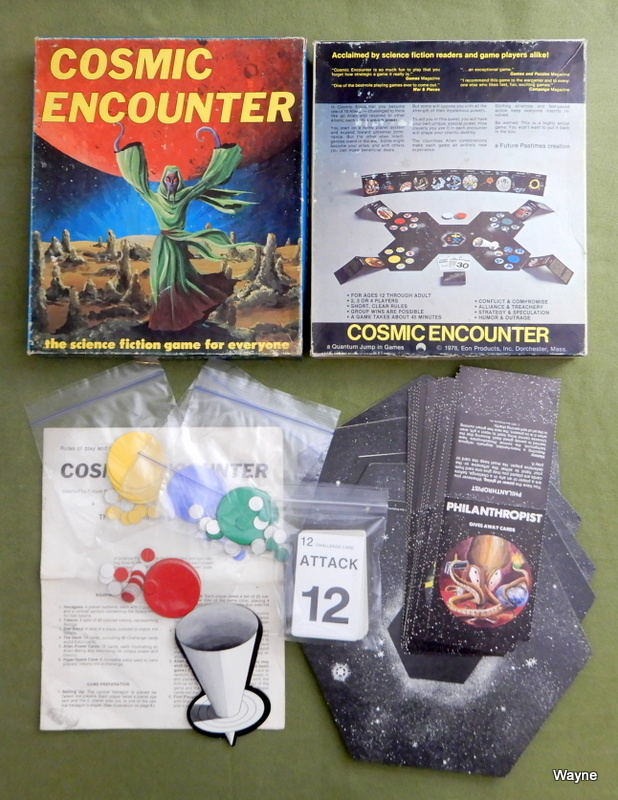Image for Cosmic Encounter: Science Fiction Game