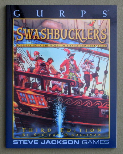 Image for GURPS Swashbucklers (Third Edition)