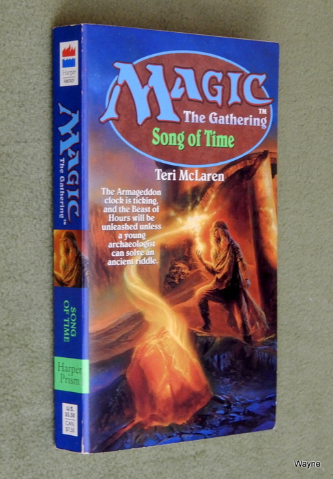 Image for Song of Time (Magic: The Gathering)