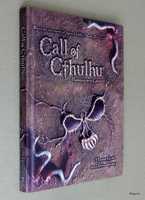 Image for Call of Cthulhu Roleplaying Game (D20 System Edition)