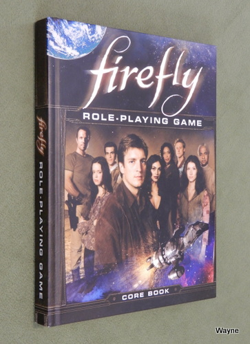 Image for Firefly Role Playing Game: Core Book