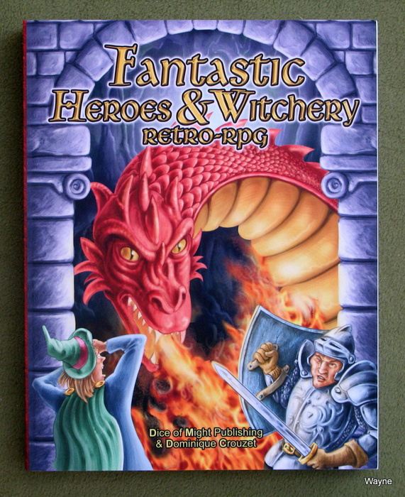 Image for Fantastic Heroes & Witchery