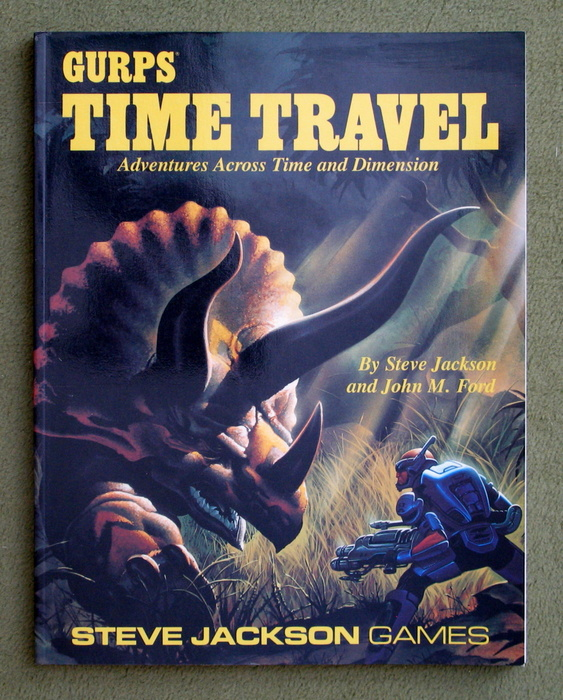 Image for GURPS Time Travel: Adventures Across Time and Dimension