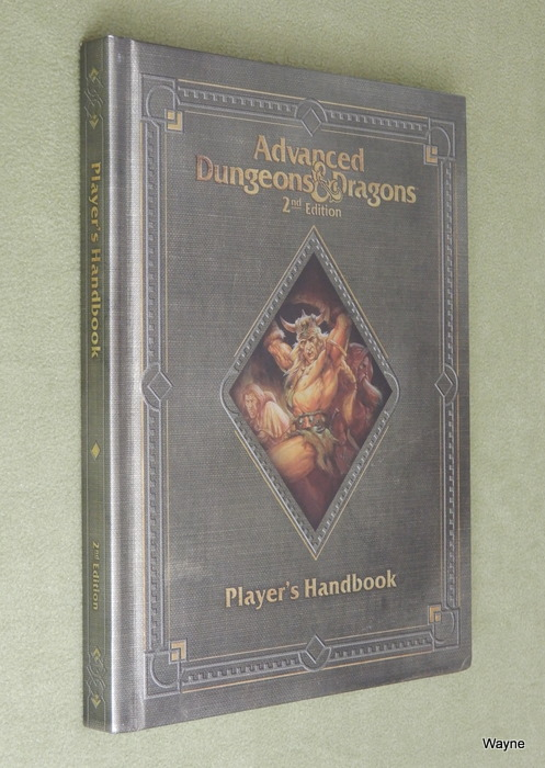 Image for Premium Player's Handbook (Advanced Dungeons & Dragons, 2nd (2.5) Edition)