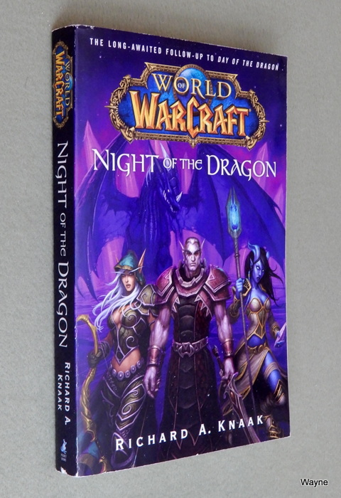 Image for Night of the Dragon (World of Warcraft)