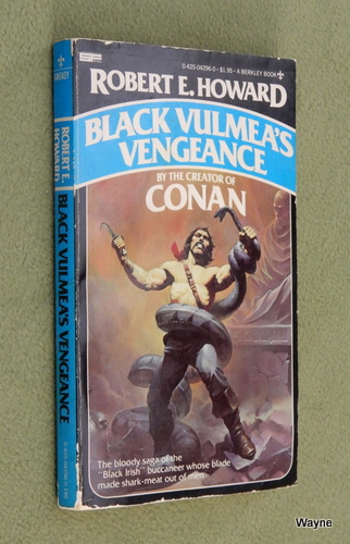 Image for Black Vulmea's Vengeance