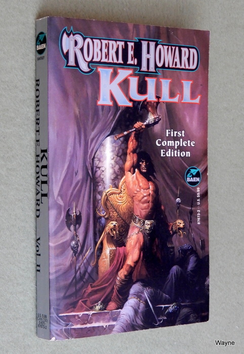 Image for Kull (Robert E. Howard Series, Vol II)