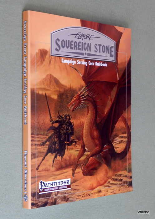 Image for Sovereign Stone Campaign Setting Core Rulebook (Pathfinder Edition)
