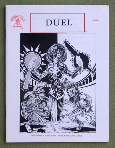 Image for Duel: Role Playing Game