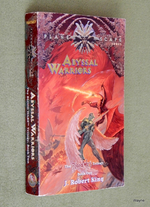 Image for Abyssal Warriors (Planescape: Blood Wars Trilogy, Book 2)