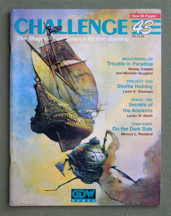 Image for Challenge Magazine, Issue 43