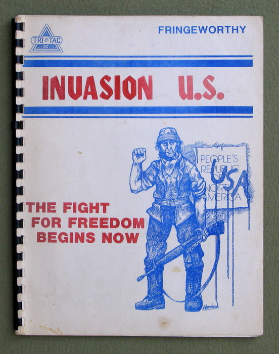 Image for Invasion U.S. (Fringeworthy)
