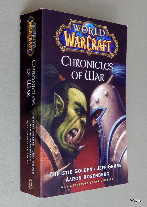 Image for Chronicles of War (World of Warcraft)