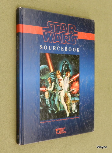 Image for Star Wars Sourcebook (Star Wars RPG 2e) - LIQUID STAIN