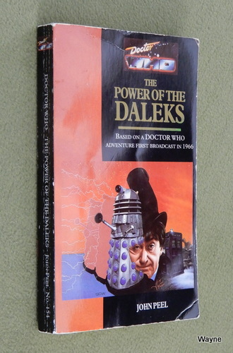 Image for The Power of the Daleks (Doctor Who)