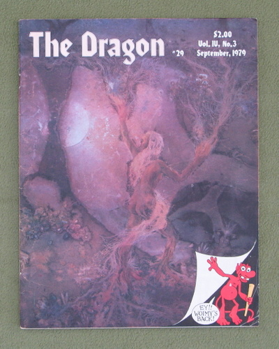 Image for The Dragon Magazine, Issue 29