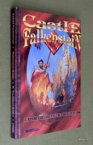 Image for Castle Falkenstein: High Adventure in the Steam Age