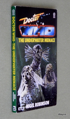 Image for Underwater Menace (Doctor Who)