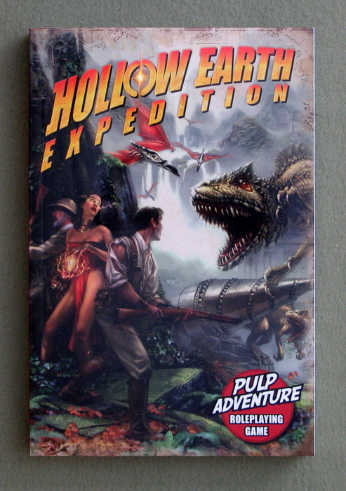 Image for Hollow Earth Expedition: Pulp Adventure Roleplaying