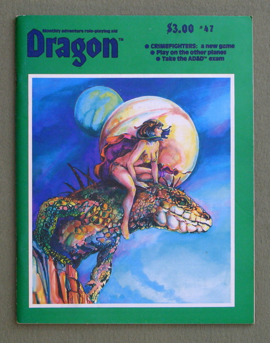 Image for Dragon Magazine, Issue 47
