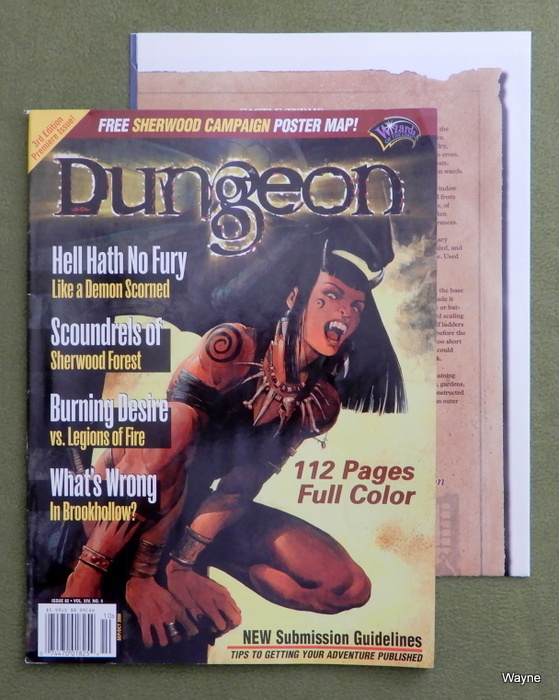 Image for Dungeon Magazine, Issue 82