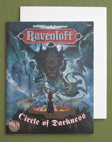 Image for Circle of Darkness (Advanced Dungeons & Dragons: Ravenloft Adventure)