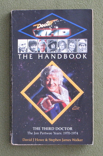Image for The Handbook: The Third Doctor (Doctor Who Library)