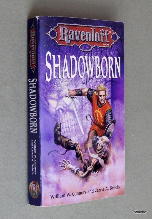 Image for Shadowborn (Ravenloft)