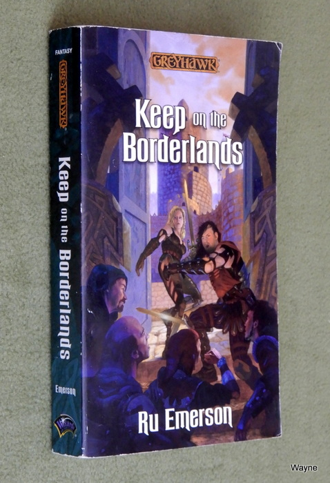 Image for Keep on the Borderlands (Greyhawk Classics)
