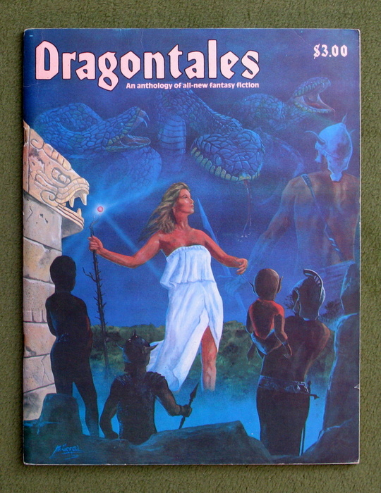 Image for Dragontales: An Anthology of All-new Fantasy Fiction (Dragon Magazine)