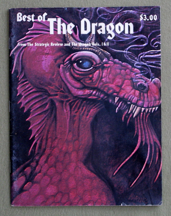 Image for Best of Dragon Magazine/from the Strategic Review and the Dragon, Vols I and II (Best of the Dragon)
