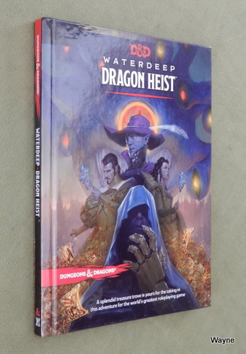 Image for Waterdeep: Dragon Heist (Dungeons & Dragons, 5th Edition)