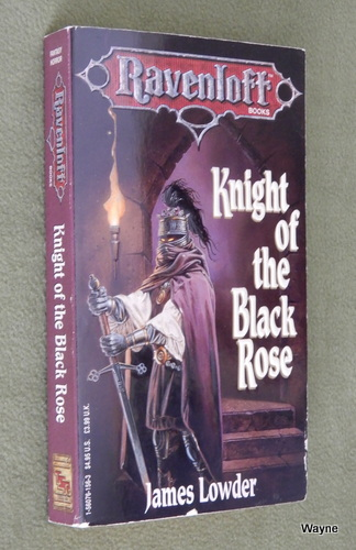 Image for Knight of the Black Rose (Ravenloft)
