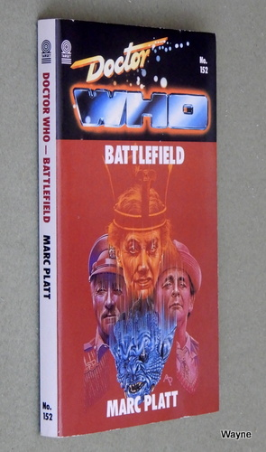 Image for Battlefield (Doctor Who)
