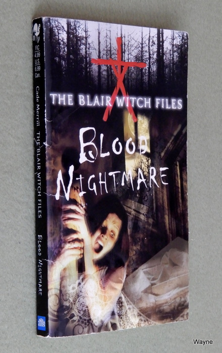 Image for Blood Nightmare (The Blair Witch Files, Case File 4)