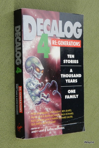 Image for Decalog 4: Re-Generations (Doctor Who)