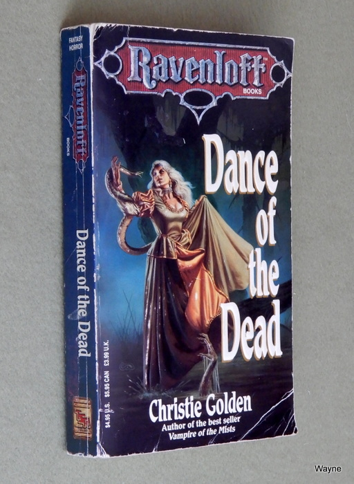 Image for Dance of the Dead (Ravenloft)
