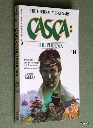 Image for Casca the Phoenix (#14)